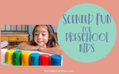 Scented Fun For Preschoolers